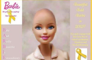 La muñeca de tus sueños: Barbie BARBIE+CANCER