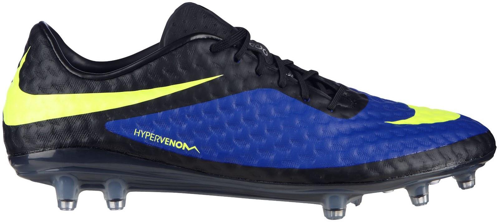 Nike Hypervenom Phantom Hyper Blue 2014 Boot Released