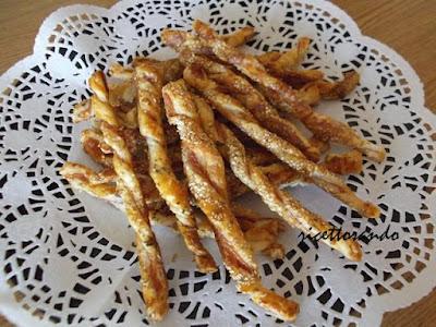 Snack al prosciutto e sesamo ricetta fngerfood farciti