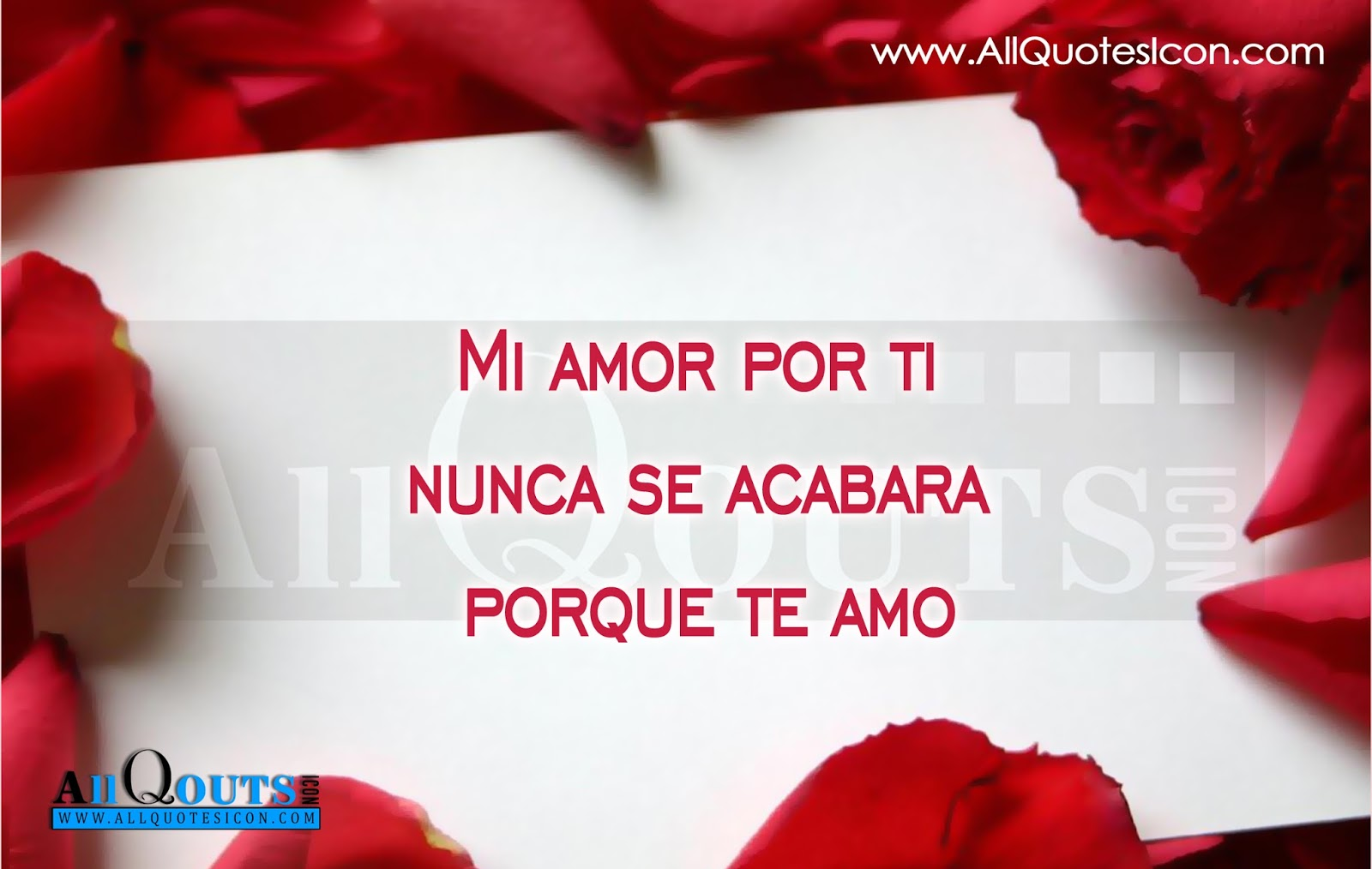 Romantic Sayings In Spanish I love you quotes in spanish www ...