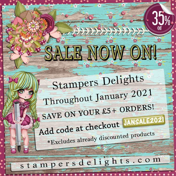 Stampers Delights Sale!