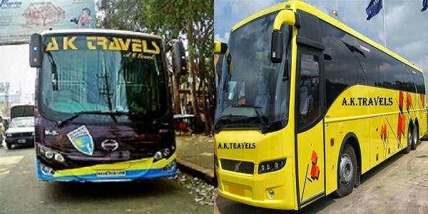 AK Travels Dhaka-Magura-Jessore-Khulna-Satkhira Bus Service