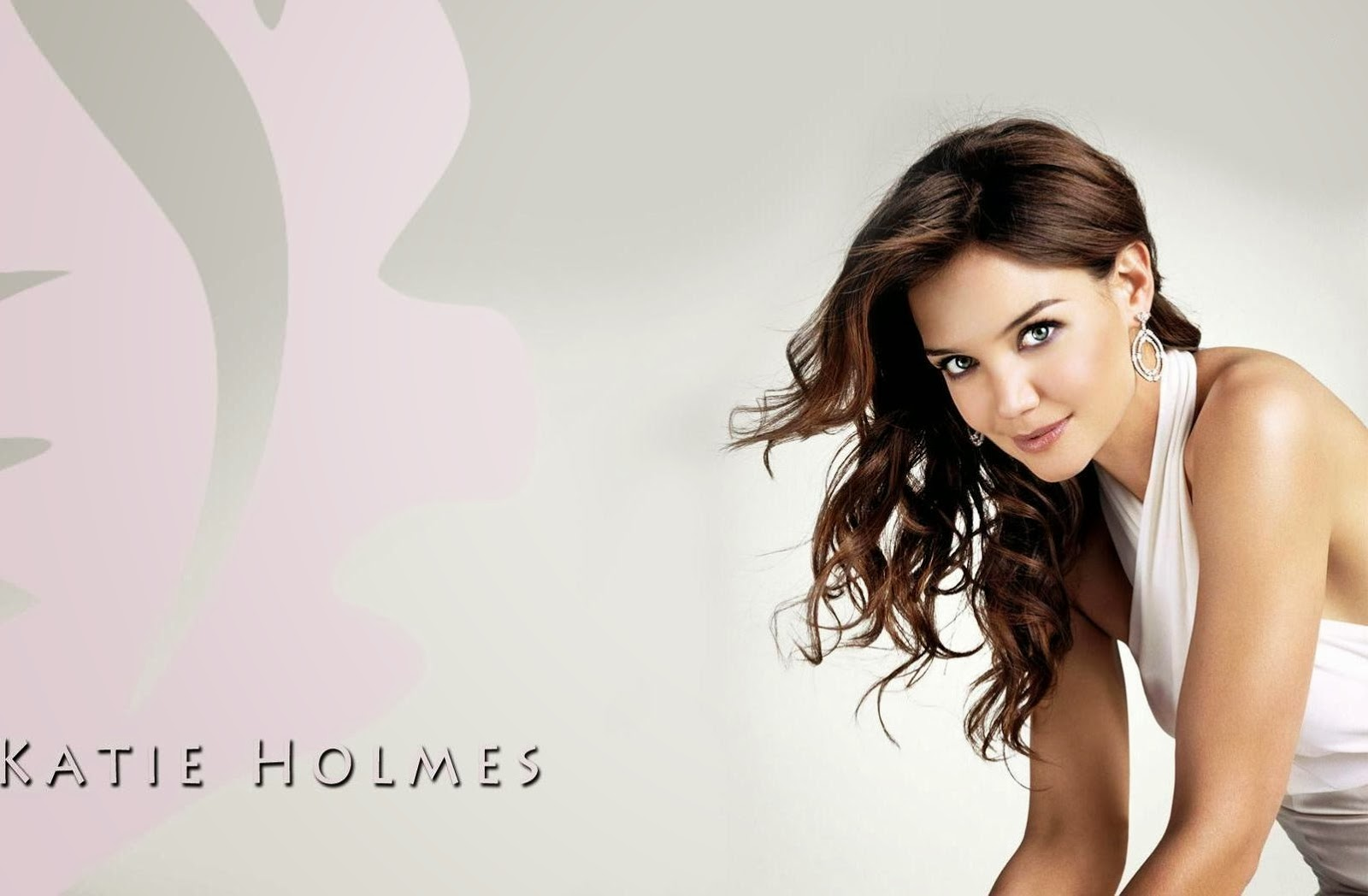 Katie Holmes HD Wallpaper