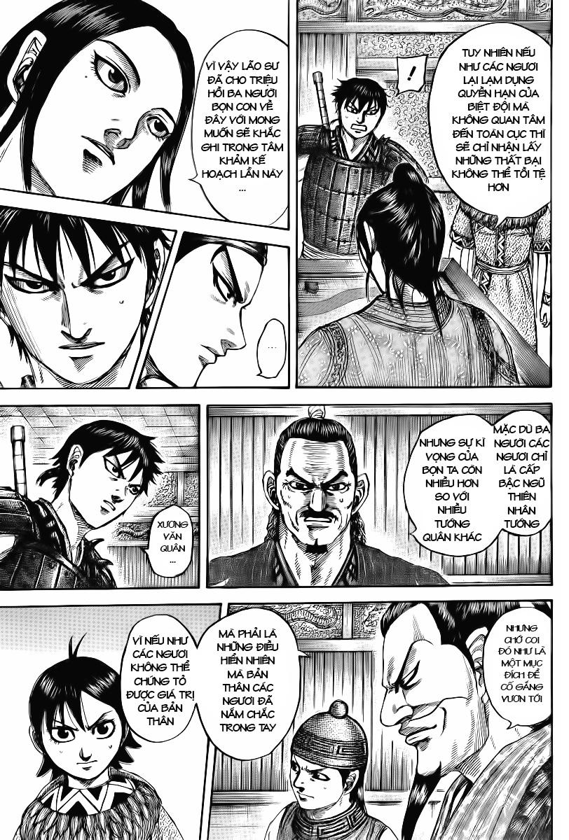 Kingdom – Vương Giả Thiên Hạ (Tổng Hợp) chap 497 page 12 - IZTruyenTranh.com