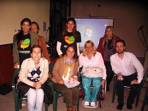 En la Casa de Gobierno de Rosario
