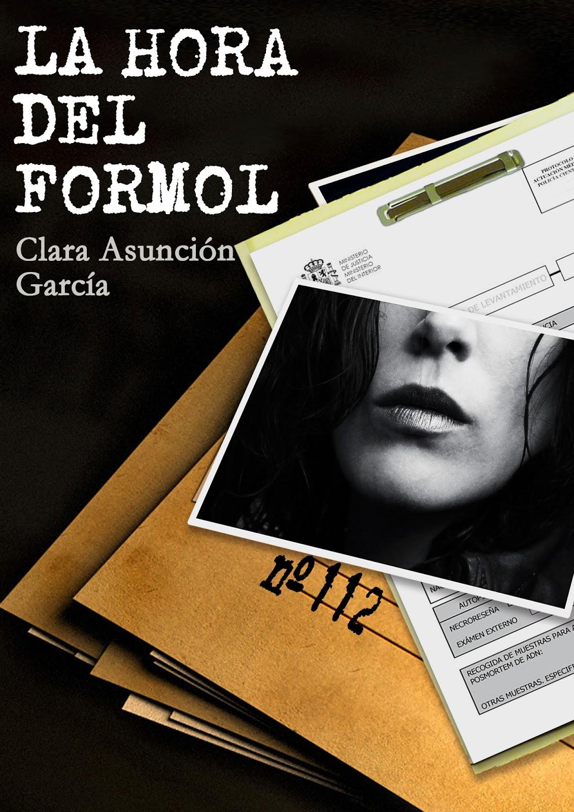 """""""La hora del formol"""", por Clara Asunción García"""