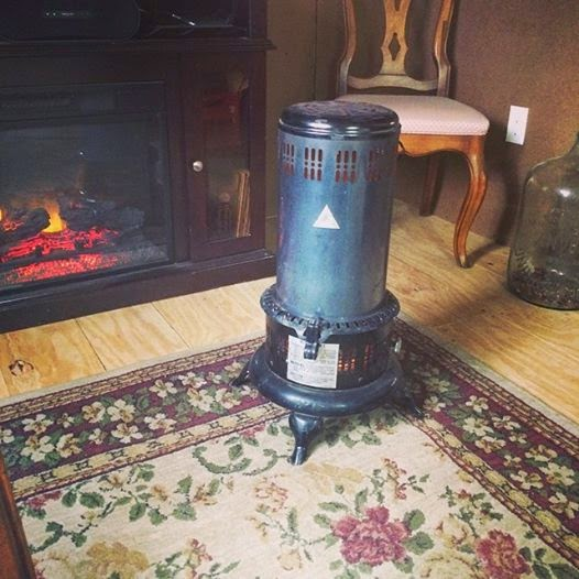 Tiny House Homestead Care and Feeding of a Perfection Heater