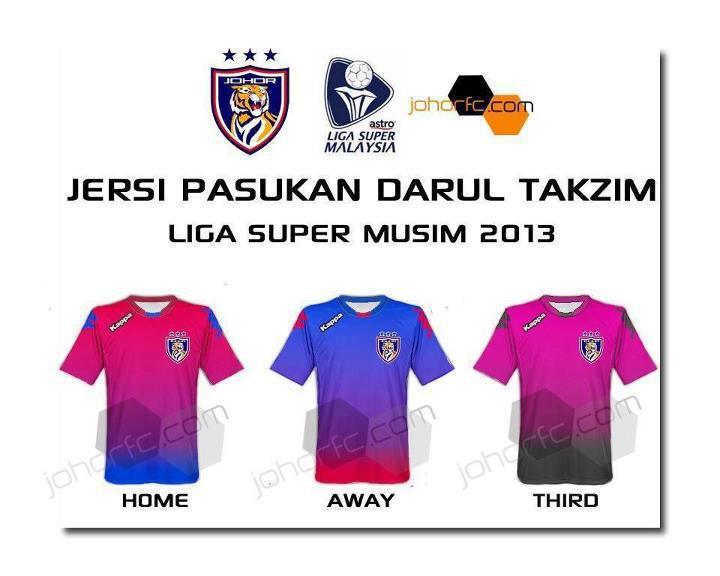 JOHOR DARUL TAKZIM FC (2013)