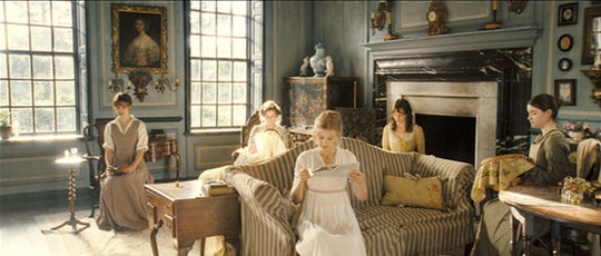 Be Book Bound Jane Austen Month Day 27 Home Interiors