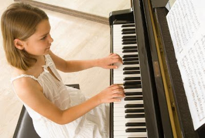 Children Learning Musical Growing Smarter