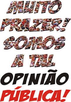 Blog amigo da Opinião Pública