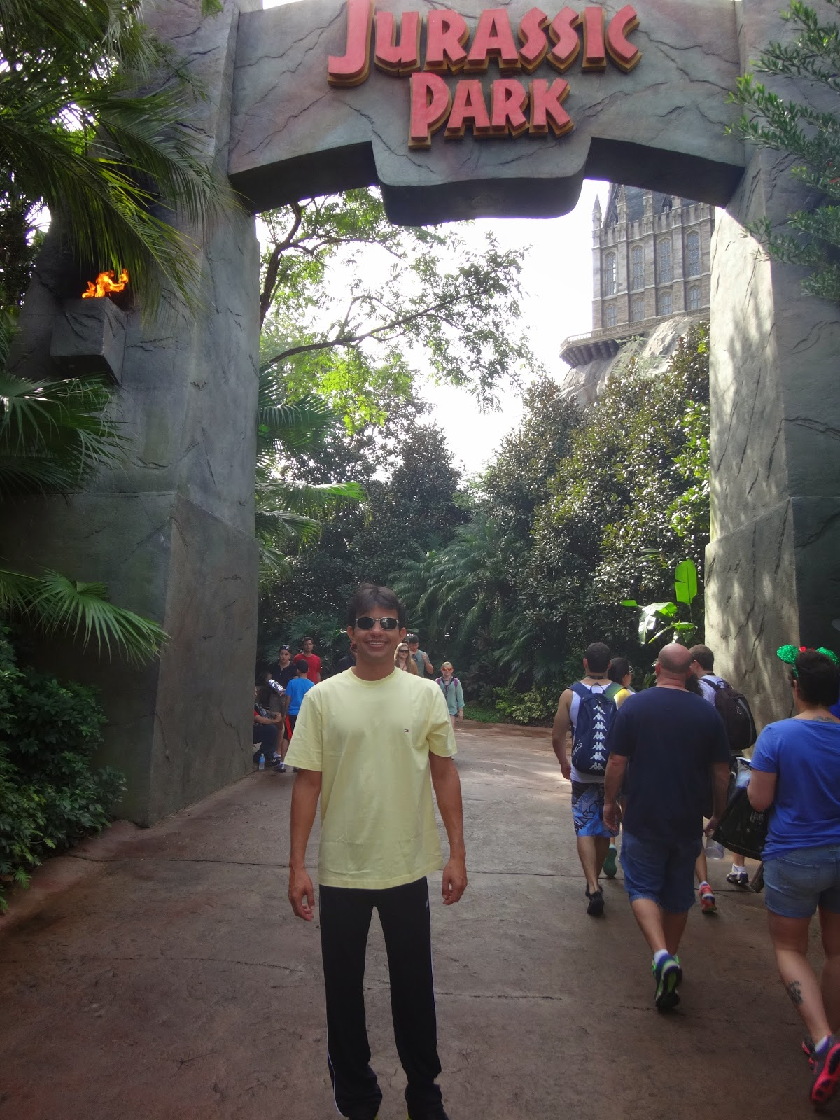 jurassic park - island of adventure - orlando, estados unidos
