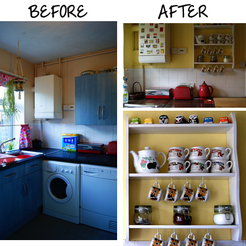 Ikea Kitchen Makeover: The Syders: My New Kitchen On A Budget