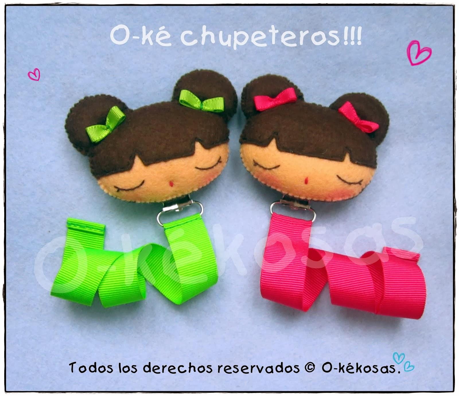 O-ké Chupeteros!!!