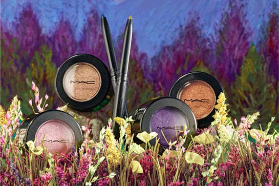 MAC 'A Novel Romance' Fall/Winter 2014 Make Up Collection