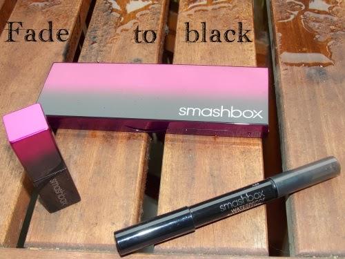 smashbox, fade to black collection, nouveauté automne 2013, blog beauté