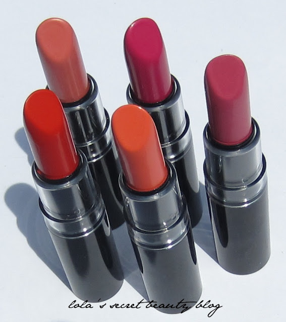 lola's secret beauty blog: Susan Thompson Cosmetics New Creamy Lipsticks in GORGEOUS Shades!