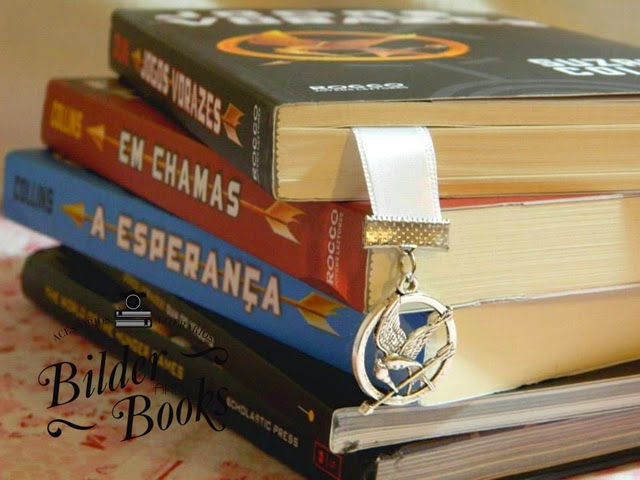 Dica de Presente - Bilder and Books: Acessórios Literários Marcadores de livros temáticos de séries