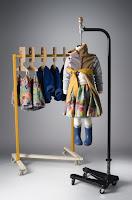 витрины детской одежды