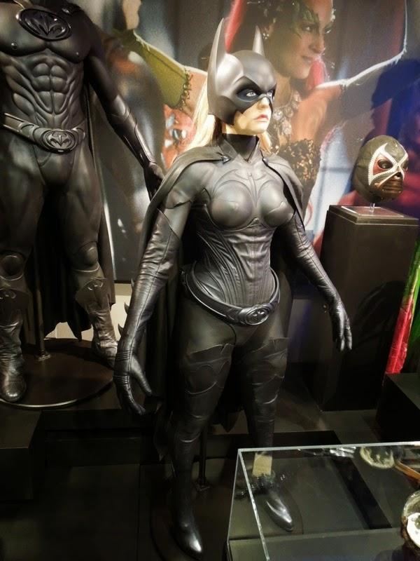 Alicia Silverstone 1997 Batgirl costume Batman and Robin