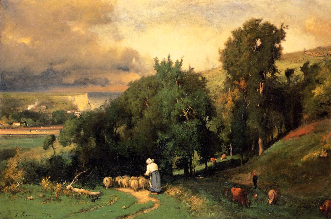 george inness paintings