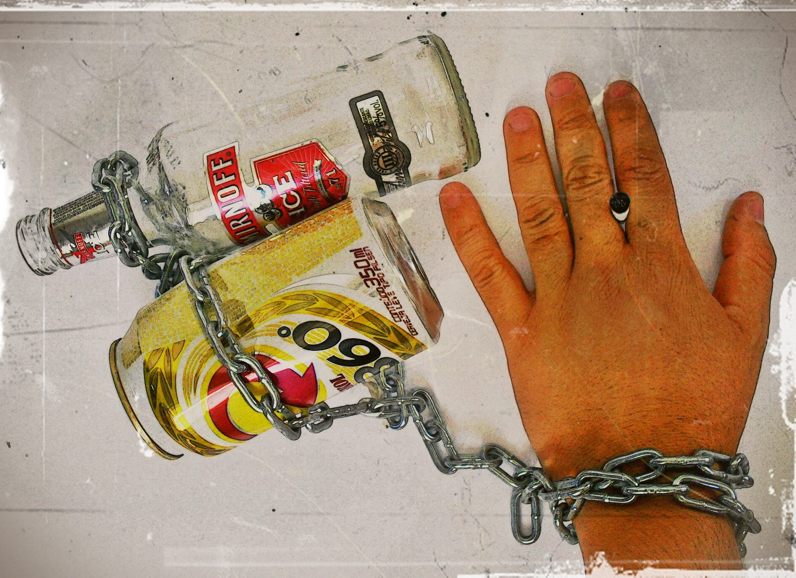 Tratamento de recusa de alcoolismo