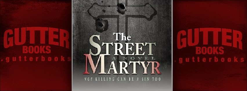 The Street Martyr by T. Fox Dunham (Gutter Books)