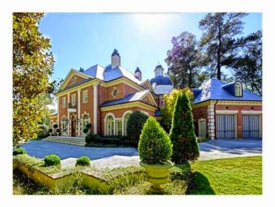 eileen 39 s home design large mansion for sale in atlanta ga for 5 749 000. Black Bedroom Furniture Sets. Home Design Ideas