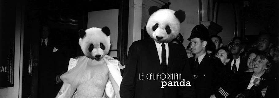 Le Californian Panda