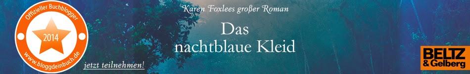 Beltz Gelberg Buchblogger 2014 Das nachtblaue Kleid