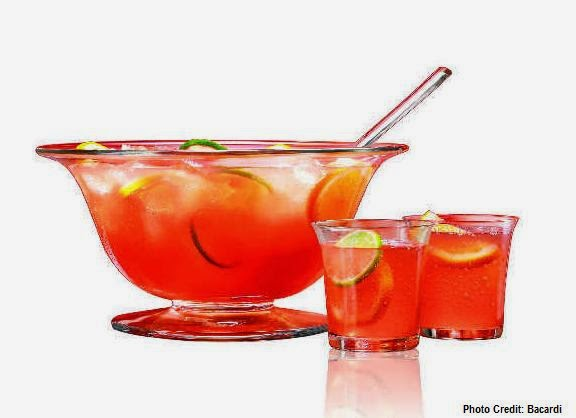 Fun recipe world rum punch for Halloween alcoholic punch bowl recipes
