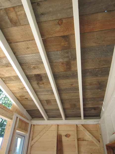Barn Wood Ceiling Planks