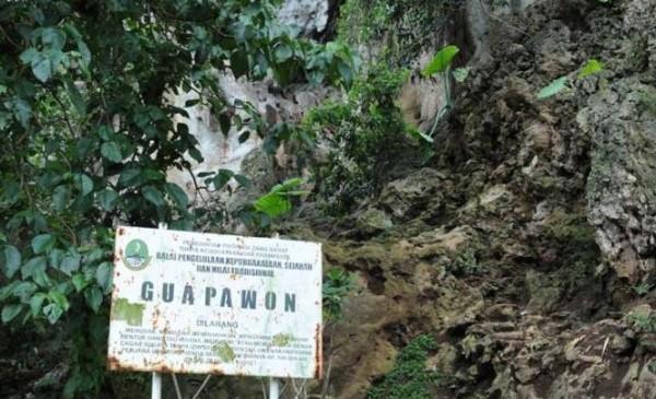Gua Pawon Wisata Alam Bandung Barat