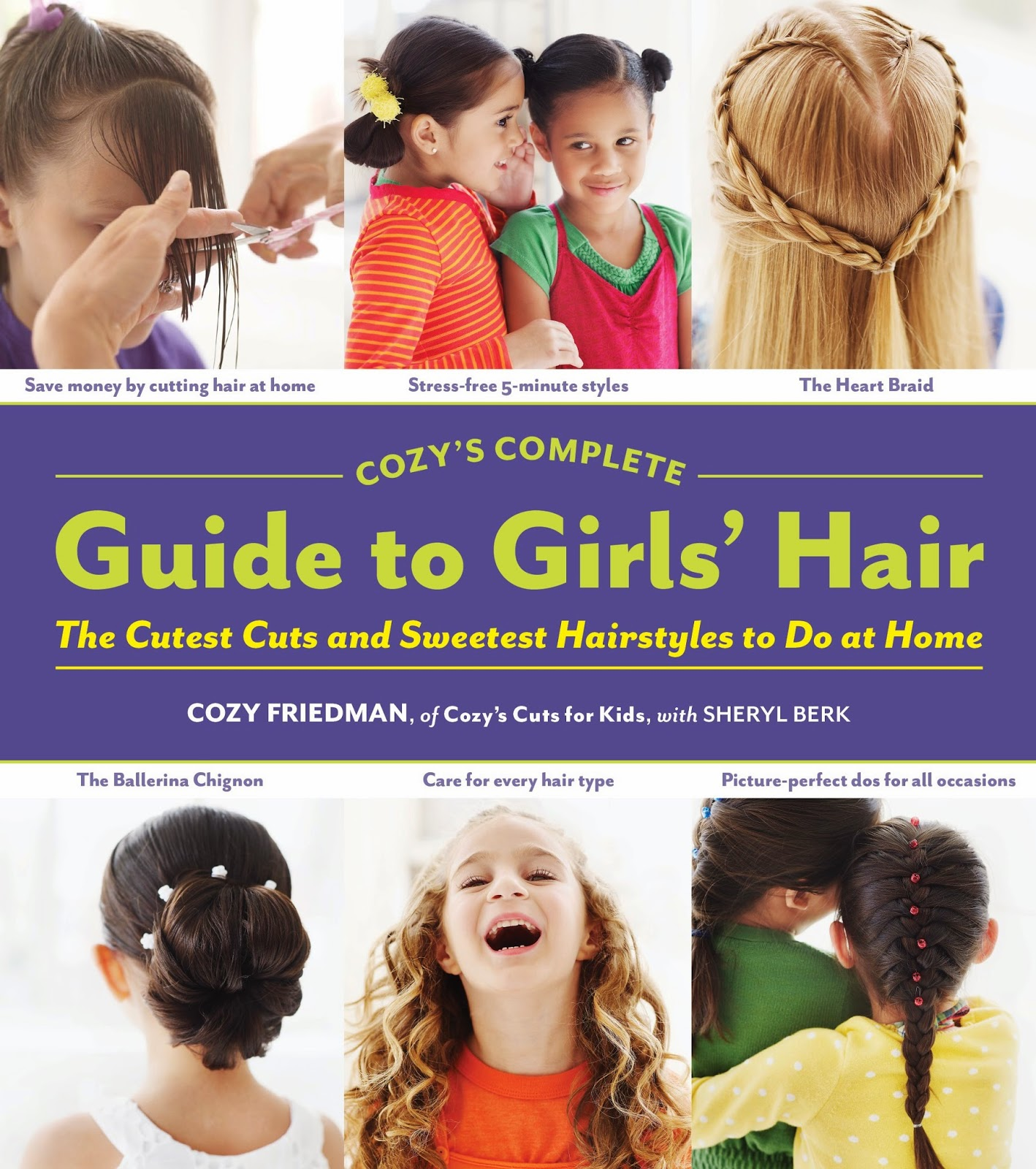 Cozy\'s Complete Guide to Girls Hair - AnnMarie John
