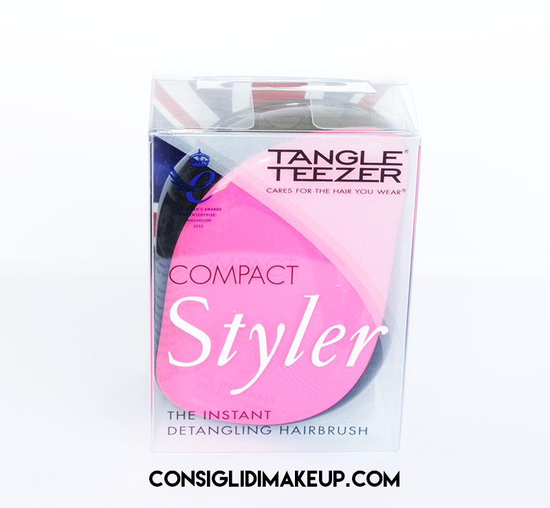 Review: Spazzola Compact Styler - Tangle Teezer