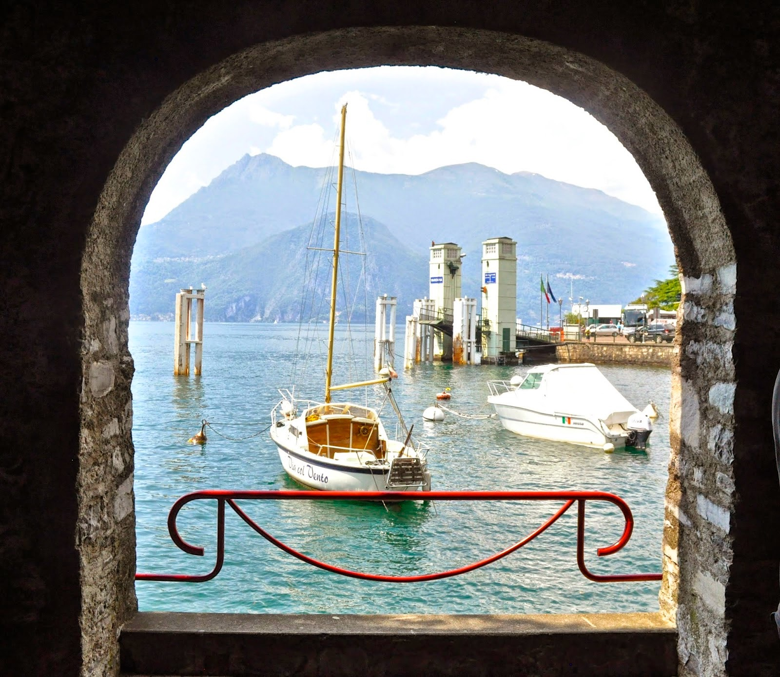 Join me for a writing retreat on Lake Como