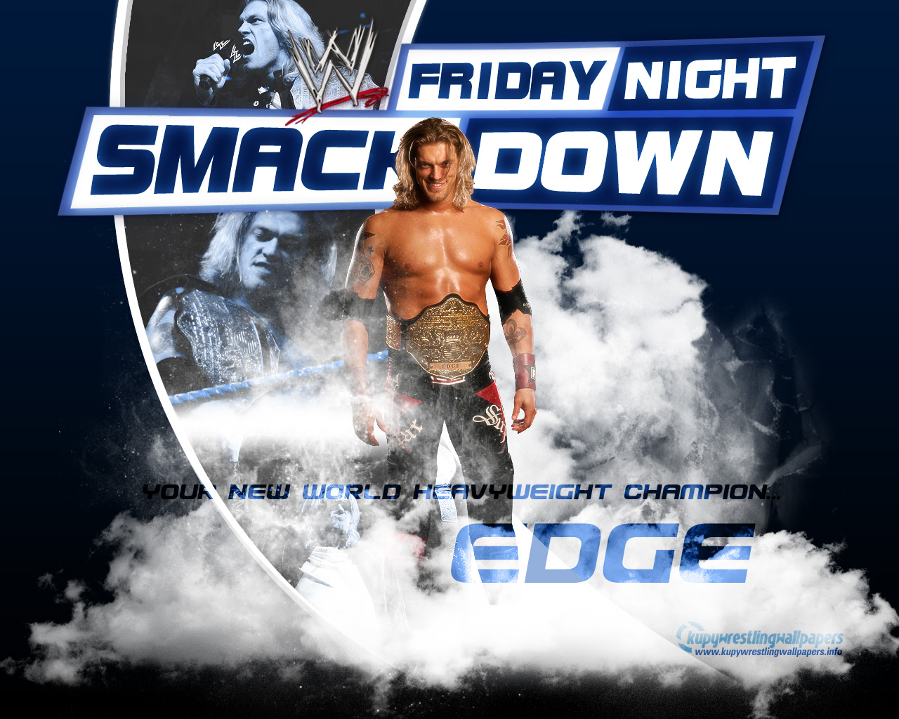 Friday Night Smackdown Aug 5 2011