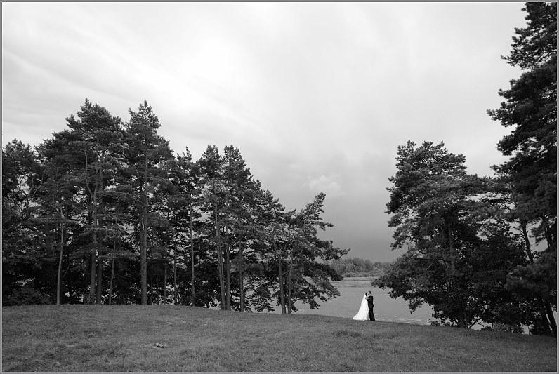 vestuvės gamtoje