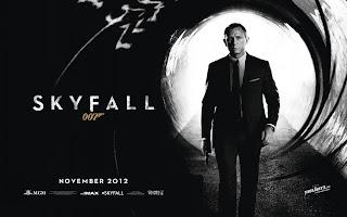 poster 007 - operação skyfall