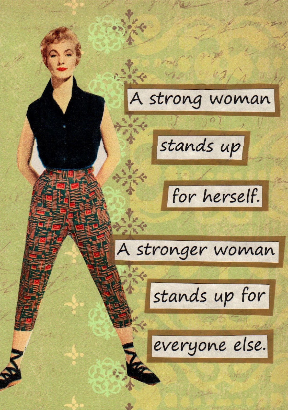 Strong woman images 12