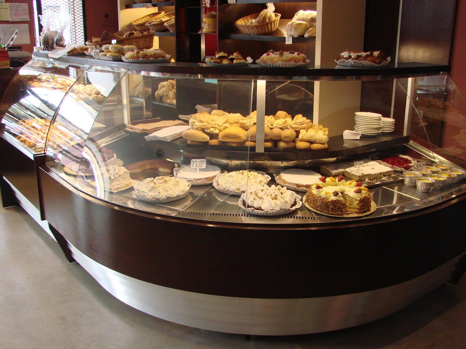 Dise o de mobiliario cafeteria y pasteleria for Muebles para cafeteria