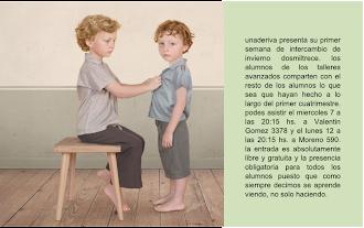 (SEMANA DE INTERCAMBIO DE INVIERNO 2013)