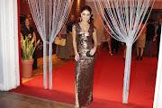 A Paloma Bernardi estava linda. Amei o look, o vestido super poderoso.