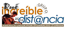 """¡Únete al grupo de fans y cómplices de Hernaldo """"QUÉ INCREÍBLE ES LA DISTANCIA"""" en Facebook!"""