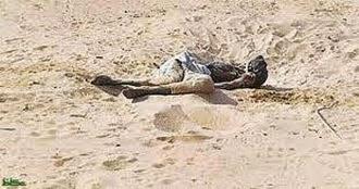 Primo de Aminetou Haidarm asesinado y abandonado en el desierto