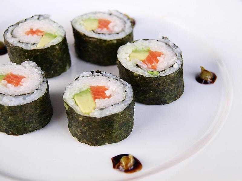 Sushi recetas faciles la estaci n del sabor - Cocinar sushi facil ...