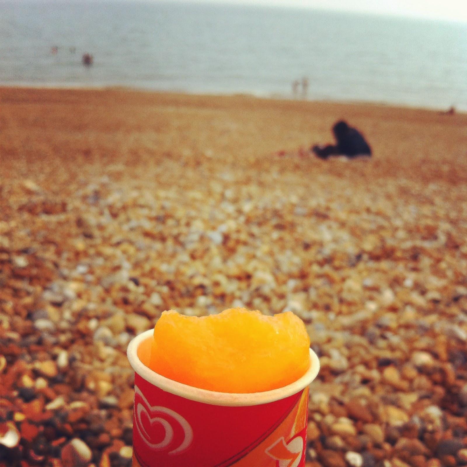 Instagram Update Brighton Ice Cream Journalist