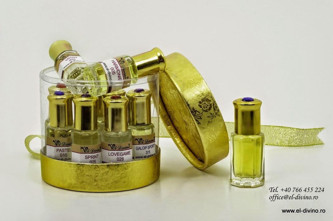Parfumuri românești El-Divino
