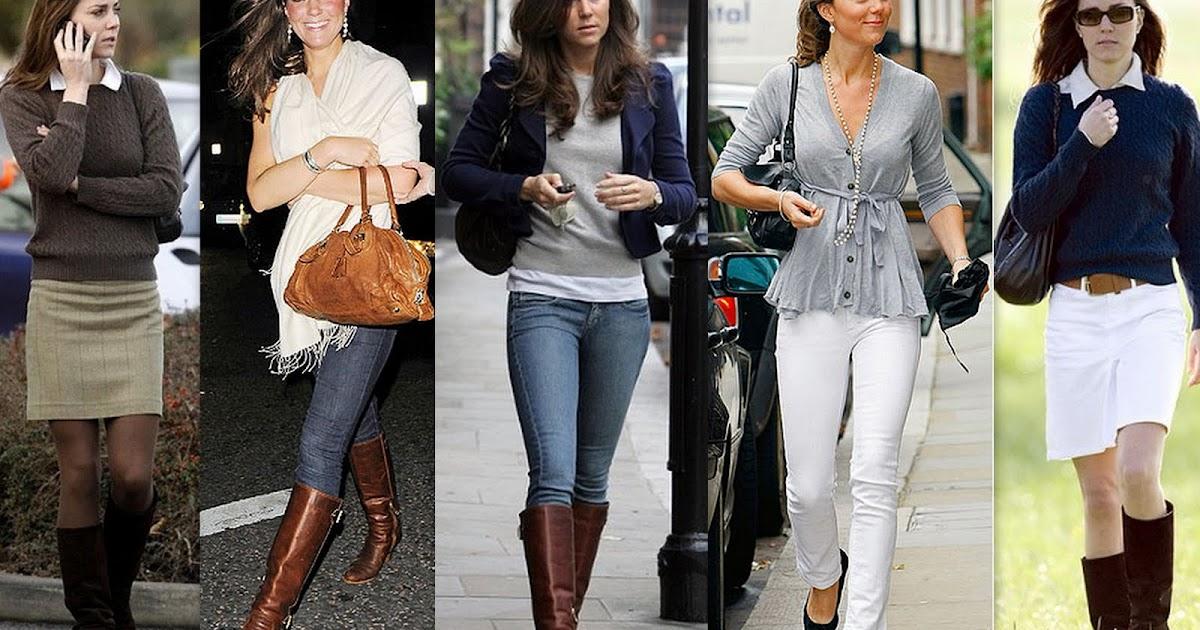 Fashion Life Kate Middleton Style