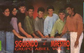 Grupo Abiel-Vol 4-Siguiendo Al Maestro-
